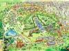 Alnwick-garden-map