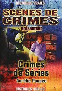 Livre Crimes de Séries par Aurélie Poupée