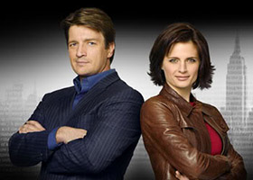Série Castle : Richard Castle & Kate Beckett