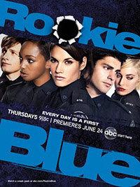 Poster Série Rookie Blue