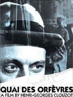 « Quai des Orfèvres » de H.G. Clouzot (1947)…