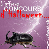 [Terminé] L'affreux concours d'Halloween sur LeMag.sktv.fr…