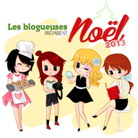 Les Blogueuses préparent Noël 2013…
