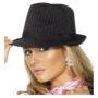 Borsalino femme rayures pinstripe