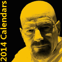 Calendriers Séries 2014 : Breaking Bad