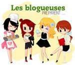 Les Blogueuses ont fait venir le printemps ! (Concours inside)…