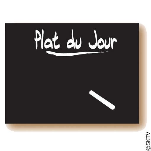 Ardoise Menu Ou Plat Du Jour La D 233 Co Cuisine Style