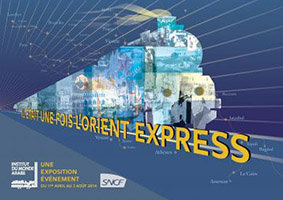 Expo Orient Express IMA Paris