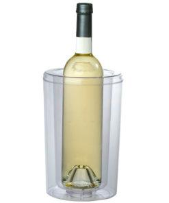 Rafraichisseur de bouteille transparent Taille XL