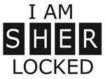 """I am Sherlocked""…"