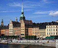 Prisonnier volontaire à Stockholm !