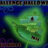 Recap Challenge Halloween 2014…