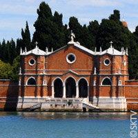 San Michele, l'île-cimetière de Venise…
