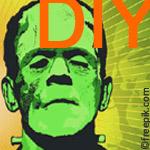 DIY : Photophores Joker d'Halloween…