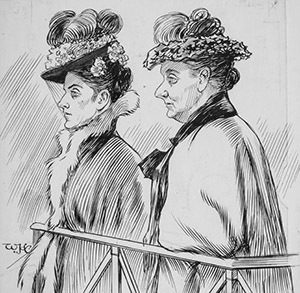 Crime Museum uncovered : femmes criminelles Amelia SACH & Annie WALTERS (1903)