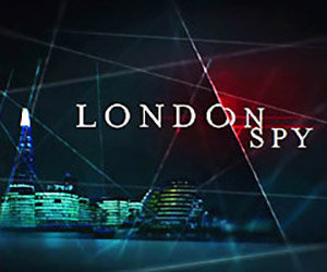 London Spy série