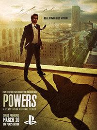 Poster Série Powers, saison 1