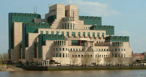 Secret Intelligence Service building - Vauxhall Cross - Photo ©Tagishsimon