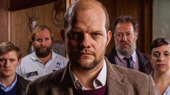 La Trêve : l'inspecteur Yoann Peeters et son équipe