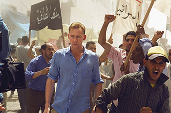 Night Manager : au Caire, pendant le Printemps arabe...