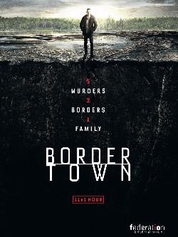 Série finlandaise Bordertown : poster