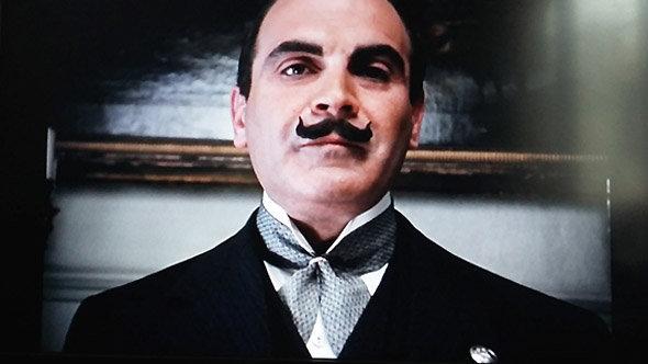 Poirot dans La Mystérieuse Affaire de Styles