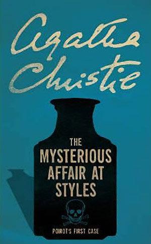 Mystérieuse Affaire de Styles : couverture