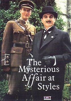 La Mystérieuse Affaire de Styles Agatha Christie