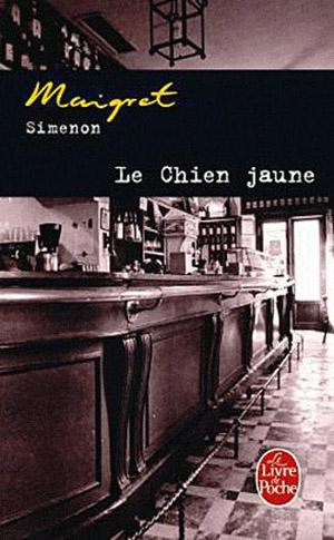 Le Chien jaune : le bar de l'Amiral à Concarneau
