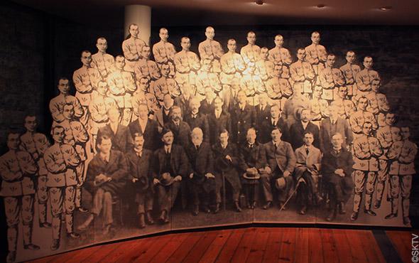 Kilmainham Gaol Museum : 1ère assemblée du Sinn Fein