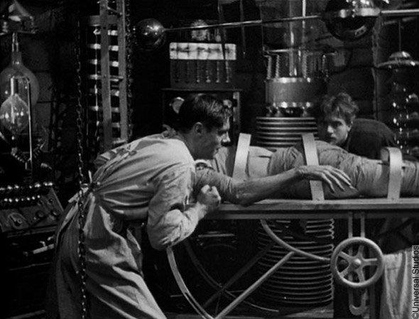 Le Frankenstein de Whale (1931) : naissance de la Créature