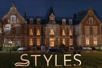 Petits Meurtres : la Mystérieuse Affaire de Styles