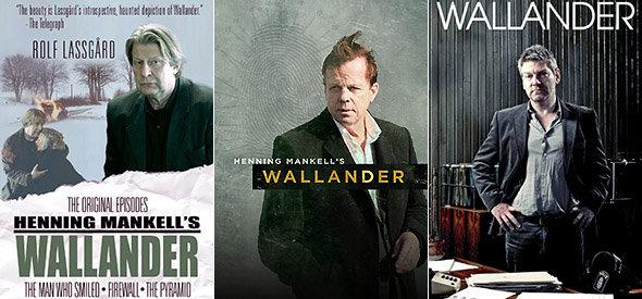 séries nordiques : Wallander et ses adaptations