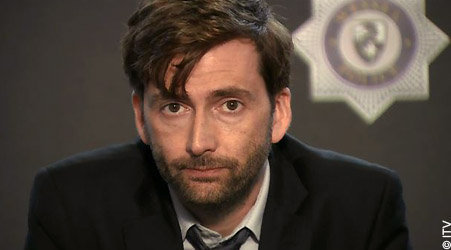 Broadchurch : David Tennant est Alec Hardy