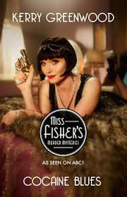 """Miss Fisher enquête : poster épisode """"Cocaïne Blues"""""""
