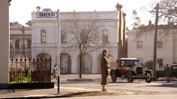 Miss Fisher enquête : Baker Street à Melbourne !