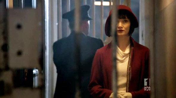 Miss Fisher enquête : visite à la prison Old Melbourne Gaol