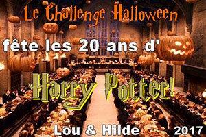 L'article Livre de Recettes Harry Potter participe au Challenge Halloween 2017 chez Lou & Hilde