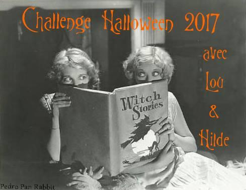 Challenge Halloween2017 : visuel sorcières