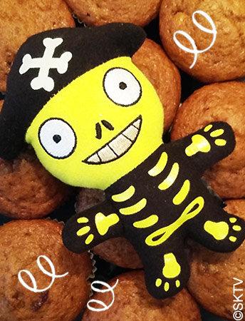 Muffins potiron noix cranberry : super moelleux !
