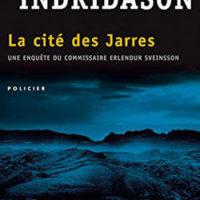 La Cité des Jarres d'Arnaldur Indridason…