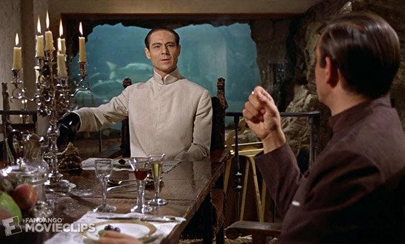 L'Aiguille creuse : Arsène Lupin est-il l'ancêtre du Dr. No ?