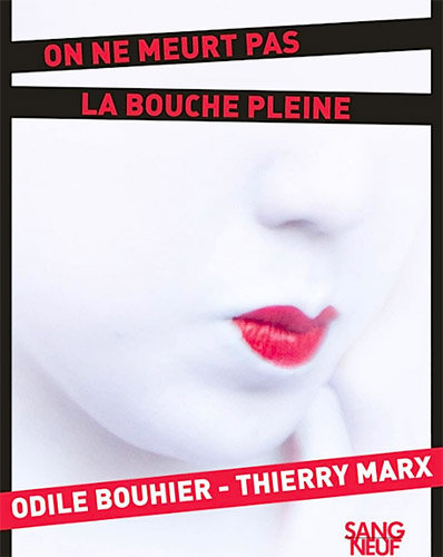 Couverture Polar de Thierry MARX