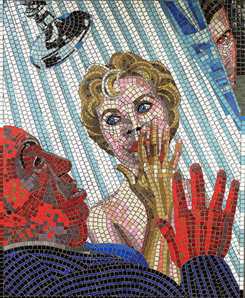 Les mosaïques de Leytonstone : Psychose (1960)