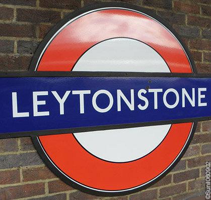 Les mosaïques de Leytonstone : l'art dans le métro !