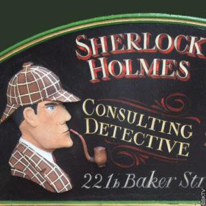 Le deerstalker, la casquette iconique de Sherlock Holmes