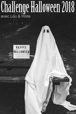 Challenge Halloween 2018 : logo fantôme