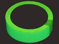 Accessoires déco à thème fantôme : masking tape phosphorescent