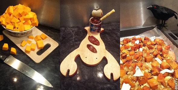 Pizza chipotle en 3 étapes