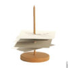 pique-notes commerce en bois